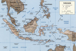The Indonesia Archipelago. Click to enlarge